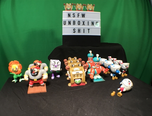 Unboxing Sh!t: Cuphead Blind box (part 2)