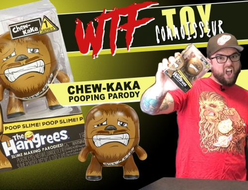 "WTF Toy Connoisseur: Episode 3 ""Chew-Kaka Pooping Parody"""