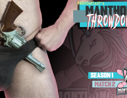 Match 2 of the Throwdown – The ALMOST Lost Match!